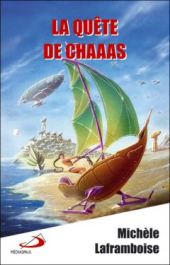 Suivre le lien pour commander La quête de Chaaas chez Prologue