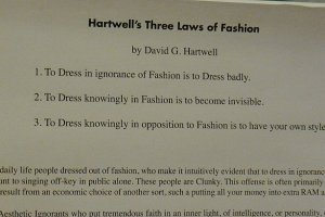 Credo vestimentaire