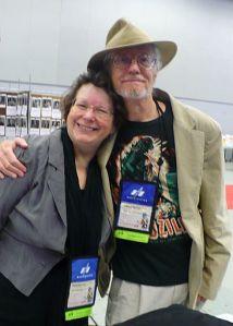 James Morrow et son épouse Kathy
