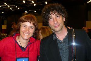Michèle, Neil Gaiman et sa petite fusée