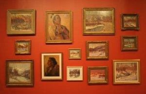 Galerie Mendel - portraits