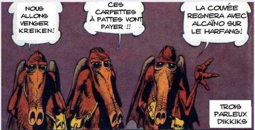 Trois Parleux Dikkiks