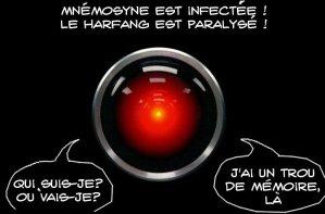 Mnemosyne Infectee