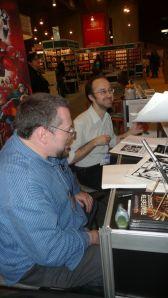 Gabriel Morrissette et Eric Theriault signent Frankenstein re-assembled