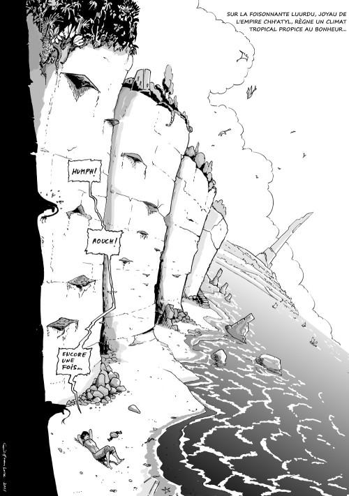Maîtresse des vents, Page 1