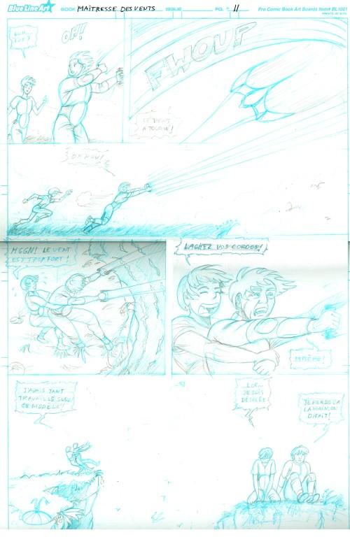 Maîtresse des vents - Page11 - brouillon
