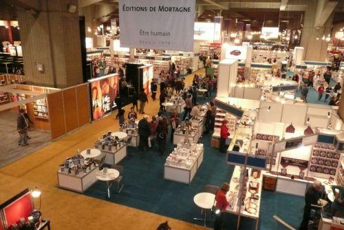 Ambiance du Salon de Montréal