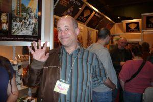 Yves Meynard, un auteur qui m'a poussée à me dépasser! (mais je suis encore loin de l'accoter côté écriture!)