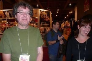 Joel Champetier, courageux rédacteur en chef de SOLARIS