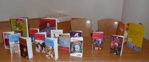La cuvée 2011-2012 de romans jeunesse écrits par des franco-ontariens!