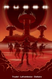 Ruego, science-fiction, couverture de la présente édition