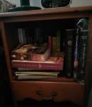 Où se cache le reste de ma pile à lire!