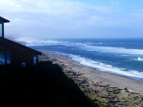 La côte Pacifique ... Pas trop!