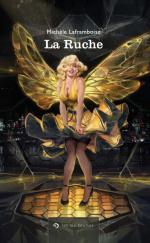 Suivez Marillyn au coeur de la Ruche, là où la sensualité épouse le mystère. Science fiction adulte. couverture par Xin Ran Liu