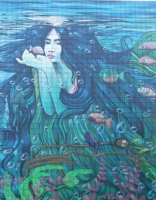 La plus belle murale de Las Vegas, selon moi