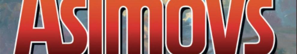 Asimov's cover top